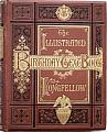 The Illustrated Birthday Text Book with Quotations from Longfellow.